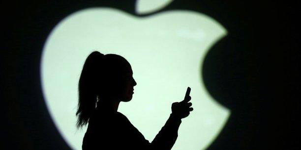 Apple, fabricant d'iPhone, a enregistré un chiffre d'affaires de 53,27 milliards de dollars (+17% sur un an) pour le troisième trimestre de son exercice décalé.
