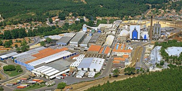 La papeterie de Mimizan (groupe Gascogne) est en pleine modernisation.