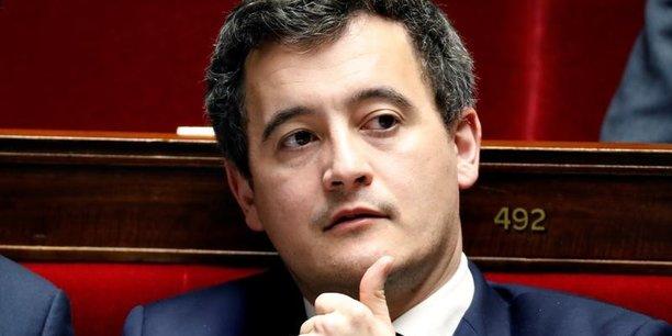 Samedi, le ministre des Comptes publics, Gérald Darmanin, a admis qu'un arrêt n'était pas exclu.