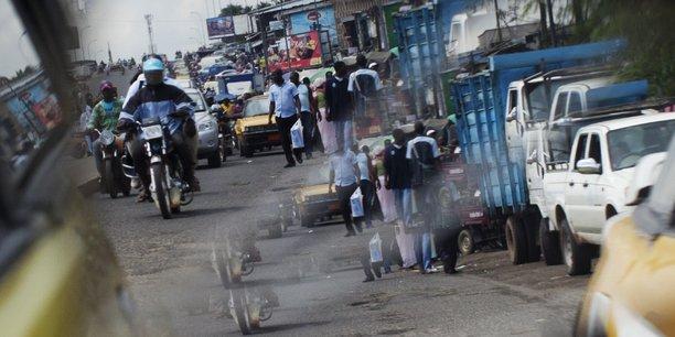 La majorité des accidents au Togo, notamment ceux mortels d'entre eux, impliquent les deux roues.