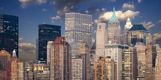 Airbnb, plateforme de location de logement de courte durée, revendique plus de 40.000 hébergements disponibles à New York.