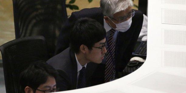 Tokyo termine en baisse[reuters.com]