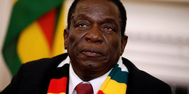 Chamisa conteste en justice l'election de mnangagwa au zimbabwe[reuters.com]