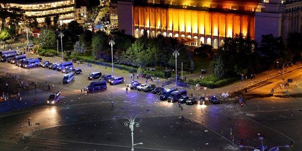 Manifestations dans plusieurs villes de roumanie[reuters.com]
