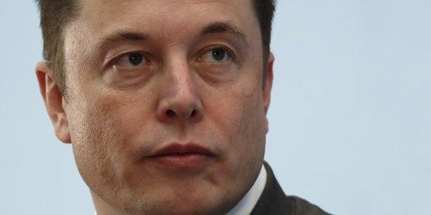 Tesla: Musk contraint d'abandonner la présidence du Conseil d'administration