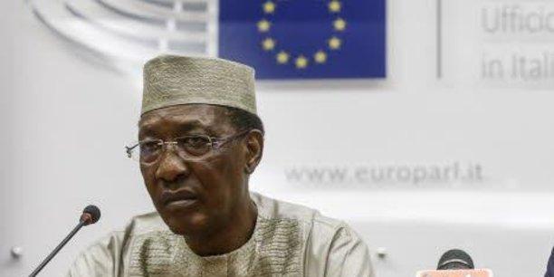 Idriss Deby a appelé à l'aide les partenaires techniques et financiers du Tchad avec qui il a tenu une réunion à ce propos.