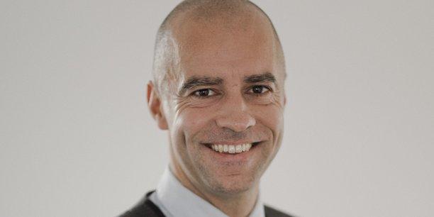Sandy Campart, directeur de l'IUP Banque Finance de Caen (IAE Caen).