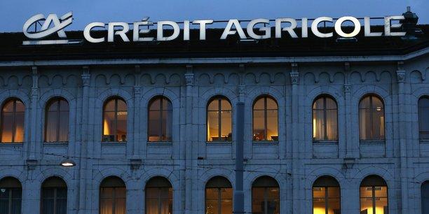 La bce inflige une amende de 4,3 millions d'euros a credit agricole[reuters.com]