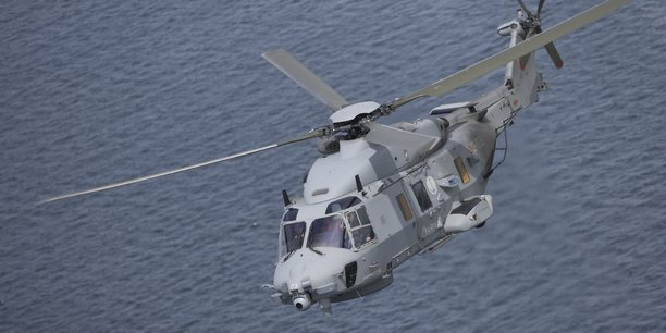 L'italien Leonardo a coulé le NH90 Marine en Egypte