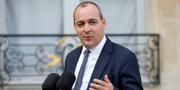 Laurent Berger, secrétaire général de la CFDT.