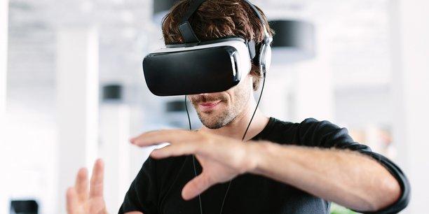 Aix-Marseille Université, la réalité virtuelle et les entreprises