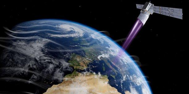 Aeolus: le premier satellite qui doit prévoir les événements climatiques extrêmes