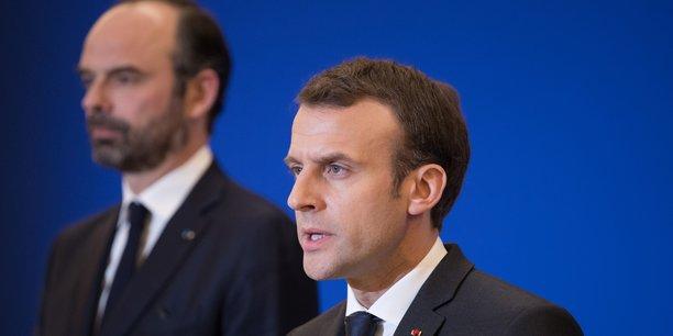 Popularité: Emmanuel Macron au plus bas depuis son élection