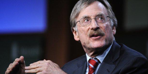 Michael J. Boskin, professeur d'économie à l'université de Stanford.