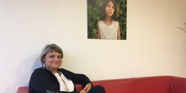 Nathalie Laporte, présidente de la CMA de la Gironde