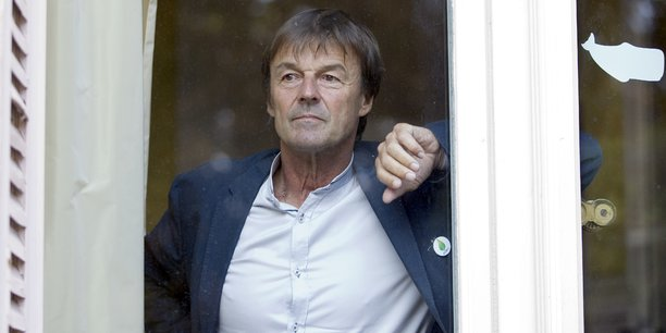 Nicolas Hulot a annoncé ce 28 août sa démission du gouvernement