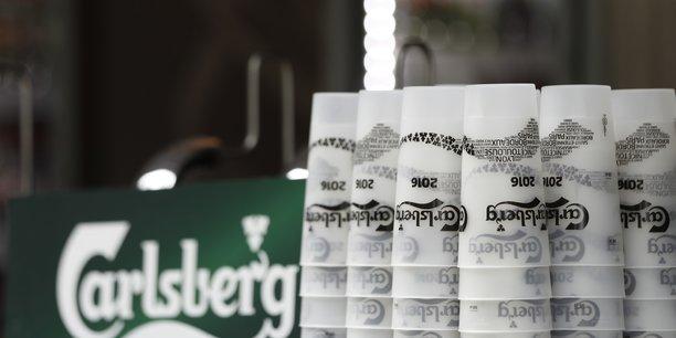 La brasserie d'Obernai, en Alsace, est la plus grande du groupe. Elle produit 40% de la bière française.