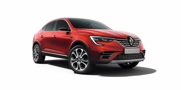 Renault est le premier constructeur généraliste au monde à proposer un coupé SUV, jusqu'ici exclusivement proposé par les marques premium.