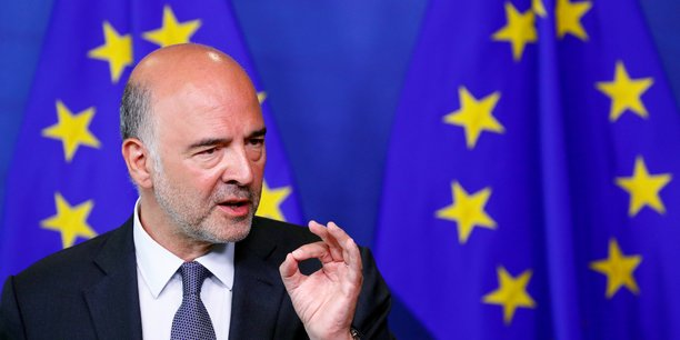 L'UE espère un geste important de l'Italie dans son budget.
