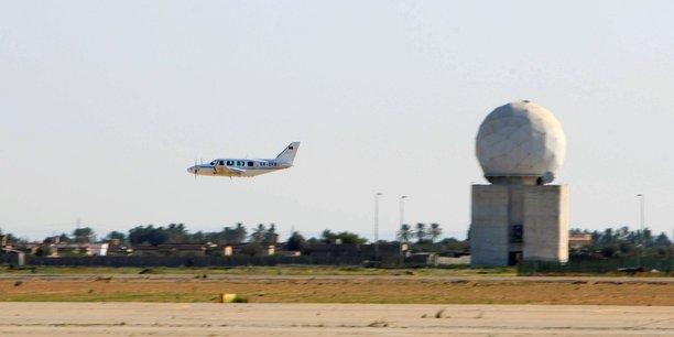 L'aéroport de Tripoli a été ciblé par des tirs de roquette dans la nuit du mardi 11 au mercredi 12 septembrale 2018.
