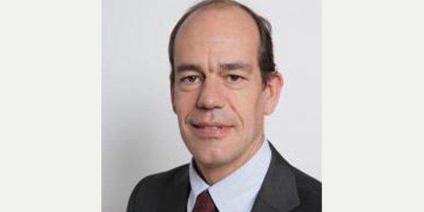 Dominique Charzat, nouveau directeur régional d'Enedis Languedoc-Roussillon.
