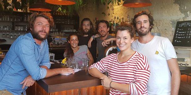 Le premier Wanted Café vient d'ouvrir ses portes à Bordeaux