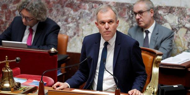 François de Rugy a adhéré à trois partis écologistes différents avant de rallier le mouvement En marche ! en 2017.