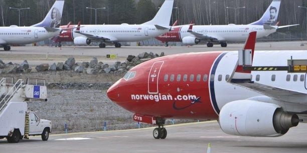 Norwegian Air Shuttle a subit près de 400 millions d'euros de pertes. d'exploitation en 2018