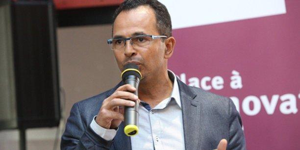 Philippe Rajosefa, responsable d'Alter'Incub à l'Urscop LR.