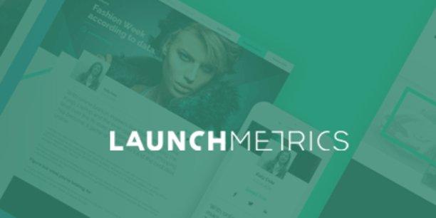 La startup Launchmetrics, spécialisée dans le marketing analytics pour les secteurs du luxe, de la mode et de la beauté, annonce une levée de fonds de 50 millions de dollars (environ 43 millions d'euros) menée par le fonds Large Ventures de Bpifrance.