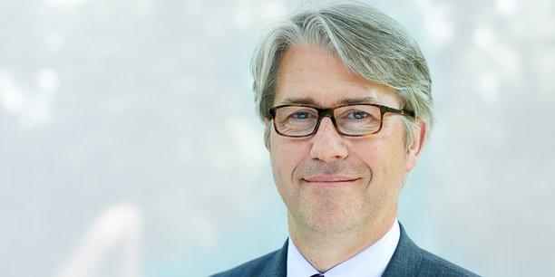 Bernard Gainnier, président de PwC France et Afrique francophone
