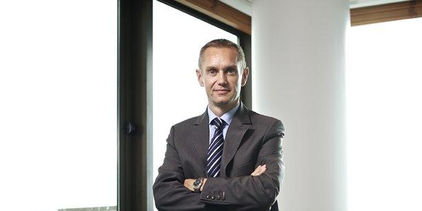Ronan le Moal, Directeur général du Crédit Mutuel Arkéa