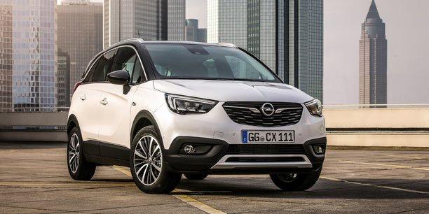 Avec le Crossland X, Opel continue de miser sur le monospace, un segment de plus en plus déserté par les constructeurs automobiles.