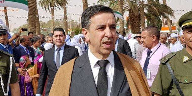 Ali Haddad, président du Forum algérien des chefs d'entreprises (FCE).