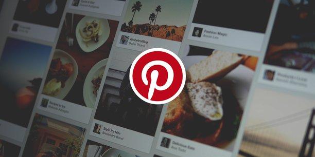 Valorisé 12,9 milliards de dollars, Pinterest réussit son entrée en Bourse