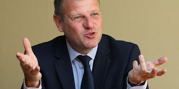 Patrice Begay, Directeur de la communication et Directeur Bpifrance Excellence.