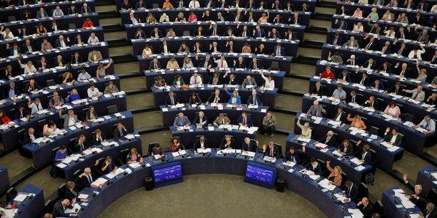 Le parlement europeen adopte le projet de droits d'auteur sur internet[reuters.com]