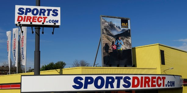 Sports direct a discute d'une fusion house of fraser/debenhams[reuters.com]