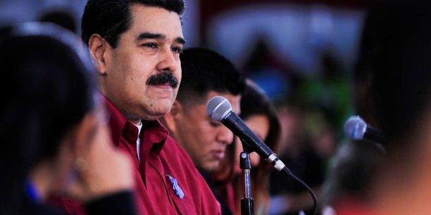 Maduro en chine a la recherche d'argent frais[reuters.com]