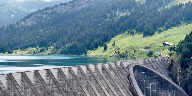 Les sécheresse espagnoles de 2017 ont fait baisser la production d'hydroélectricité.