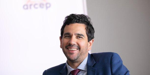 Sébastien Soriano, président de l'Autorité de régulation des communications électroniques, des postes et de la distribution de la presse (Arcep)
