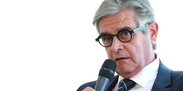 Le président du Conseil départemental de la Haute-Garonne Georges Méric.
