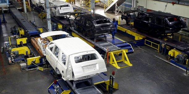 Usa: le secteur automobile soutient la production industrielle[reuters.com]
