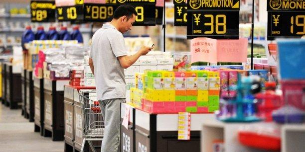 Chine: production et ventes au detail au-dessus des attentes[reuters.com]