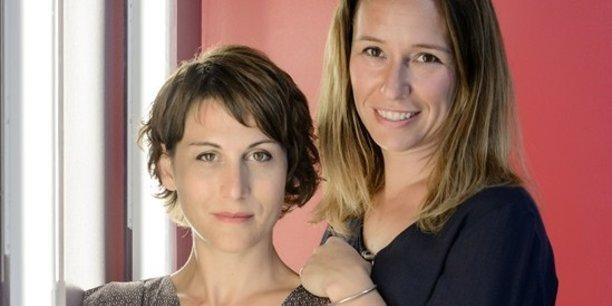 Marie-Anne Teissier et Céline Wisselink ont fondé Neoness.