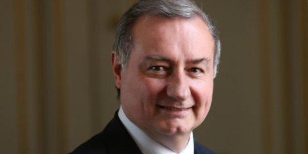 Jean-Luc Moudenc, maire de Toulouse, président de Toulouse Métropole et président de France urbaine.