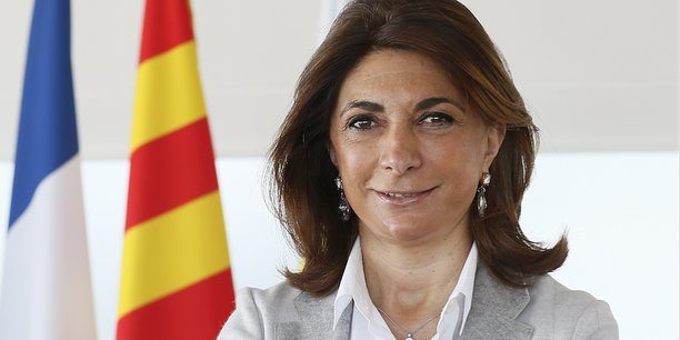 "Martine Vassal : ""Marseille est à un tournant"""