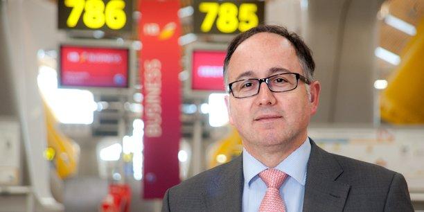 Luis Gallego, Pdg d'Iberia.