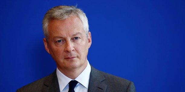Pour le ministre de l'Economie Bruno Le Maire, la réforme entraînera des bénéfices très importants en terme de trésorerie pour les entreprises.