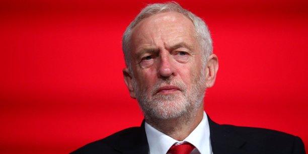 Jeremy Corbyn, le leader des travaillistes britanniques, soutiendra un référendum sur le Brexit si le Labour l'approuve.